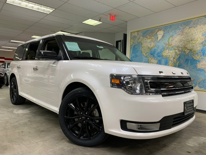 Ford Flex SEL 2016 price $18,500