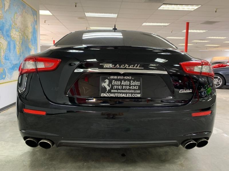 Maserati Ghibli 2015 price $27,000