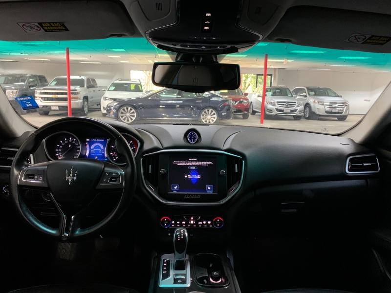 Maserati Ghibli 2015 price $27,800