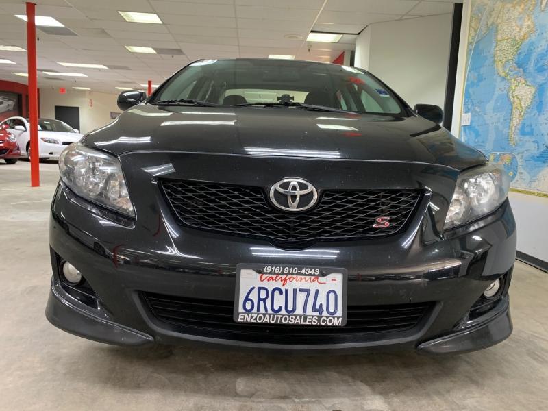 Toyota Corolla S 2010 price $7,500