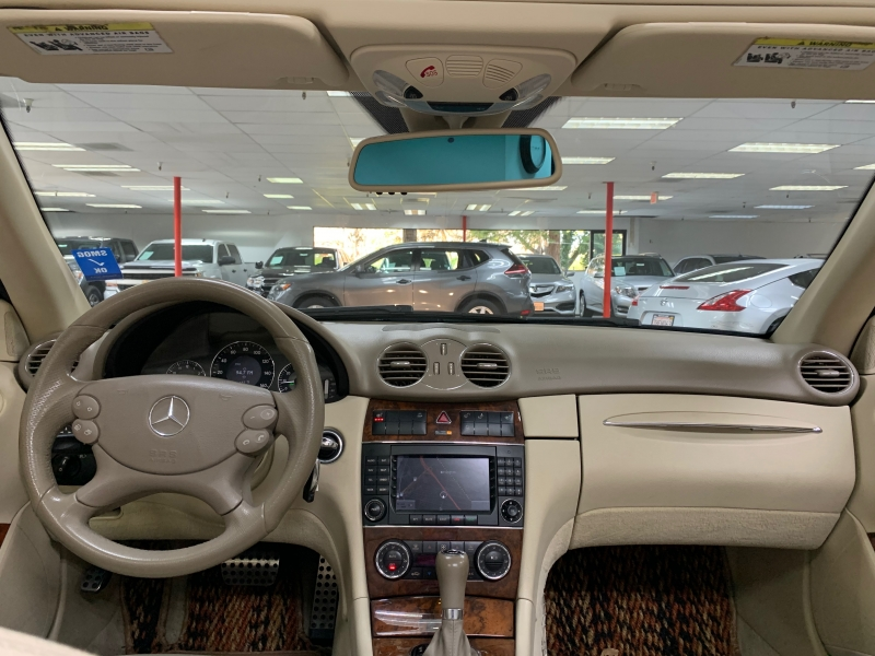 Mercedes-Benz CLK 350 Cabriolet 2009 price $9,900