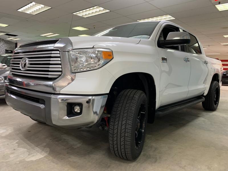 Toyota Tundra Crew Max 1794 4WD 2018 price $39,500