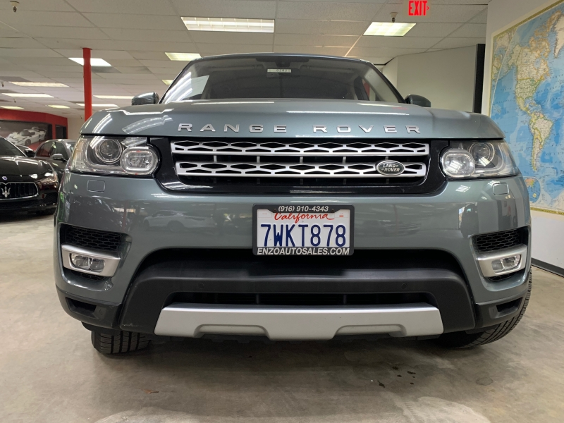 Land Rover Range Rover Sport HSE 4WD 2016 price $33,500
