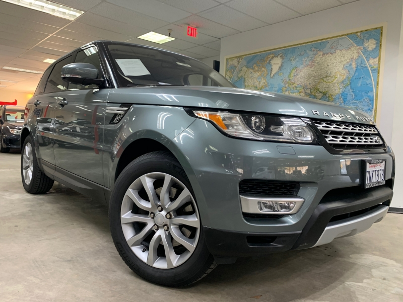 Land Rover Range Rover Sport HSE 4WD 2016 price $32,500
