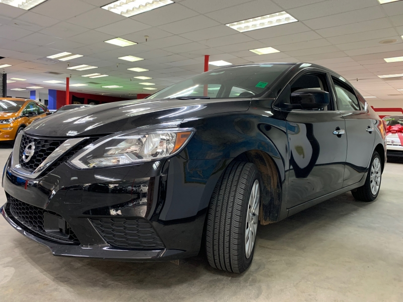 Nissan Sentra S 2018 price $11,000