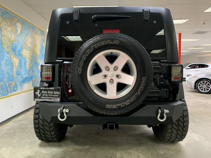 Jeep Wrangler Unlimited Sport 4WD 2012 price $22,900