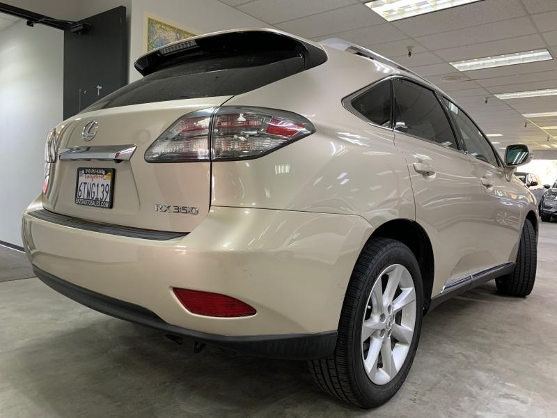 Lexus RX 350 AWD 2011 price $12,800
