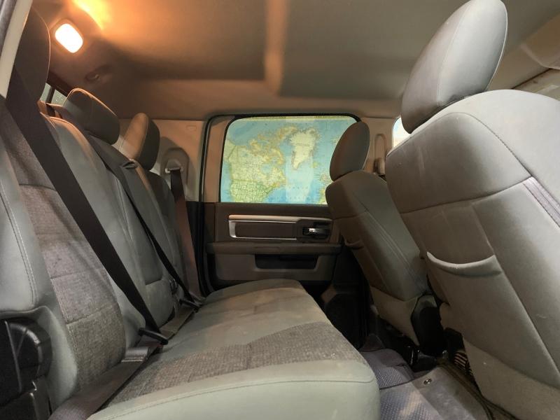 RAM 2500 Mega Cab SLT 2017 price $23,000