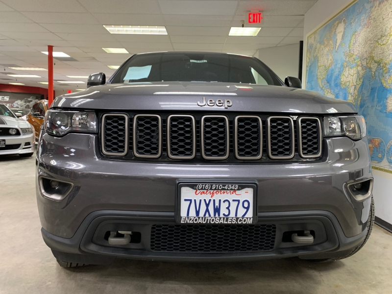 Jeep Grand Cherokee 75th Edition 4WD 2017 price $18,900