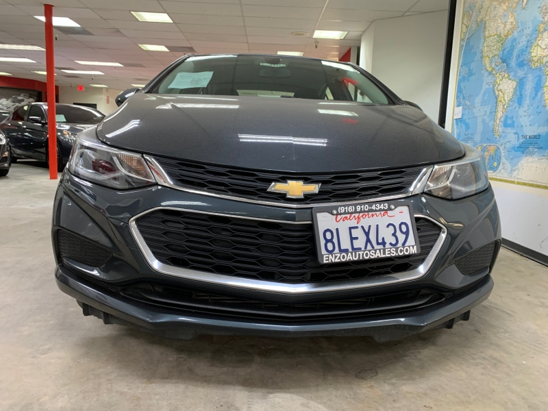 Chevrolet Cruze LT 2017 price $11,000
