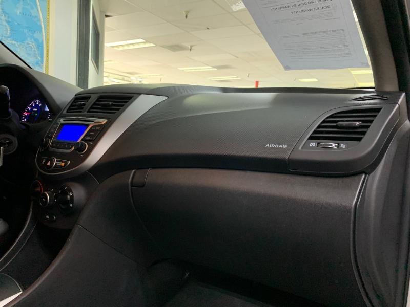 Hyundai Accent SE 2017 price $9,800