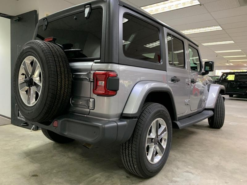 Jeep Wrangler Unlimited Sahara 4WD 2019 price $34,800