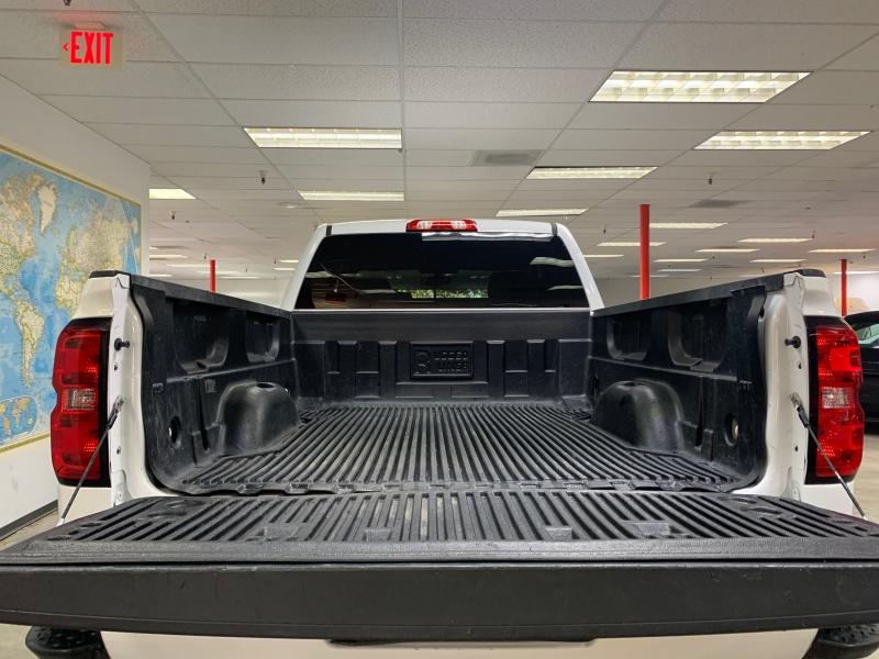 Chevrolet Silverado 1500 Z71 LT 4WD 2016 price $22,400