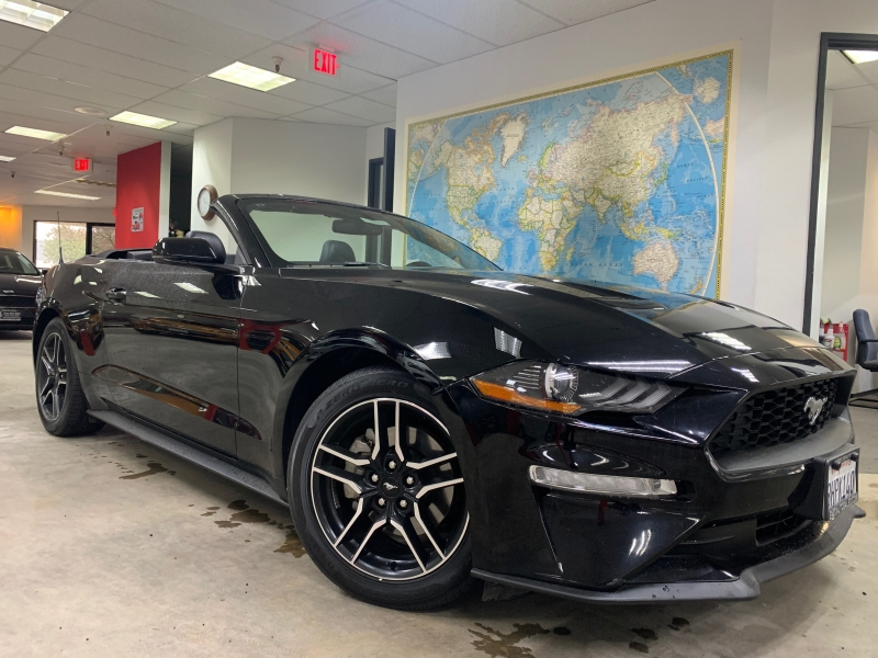 Ford Mustang EcoBoost Premium 2019 price $21,700