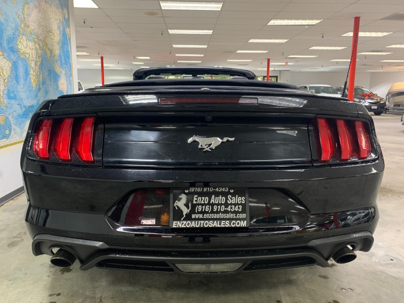 Ford Mustang EcoBoost Premium 2019 price $22,900