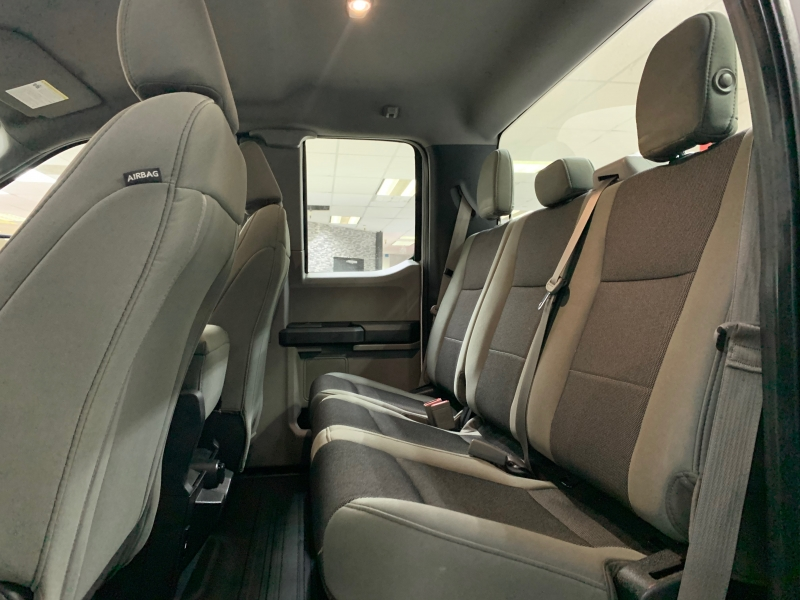 Ford F-150 Super Cab XL 2018 price $25,000