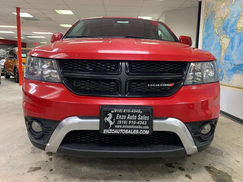 Dodge Journey Crossroad Plus AWD 2017 price $16,900