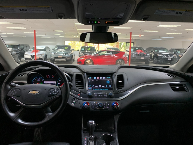 Chevrolet Impala LT 2018 price $15,900