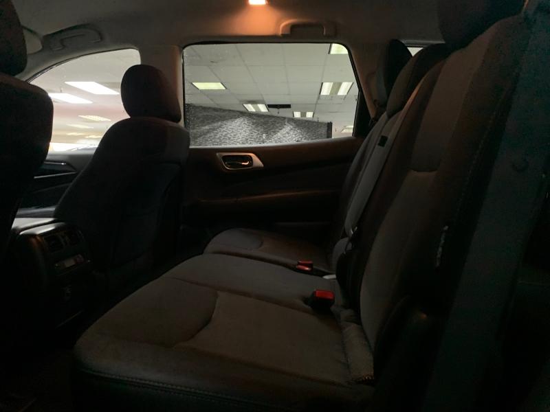 Nissan Pathfinder S 4WD 2018 price $20,000