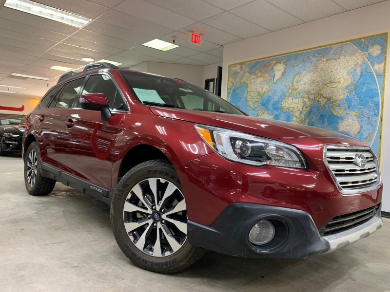 Subaru Outback 2.5i Limited 2017 price $20,700