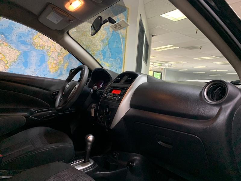 Nissan Versa SV 2018 price $7,900