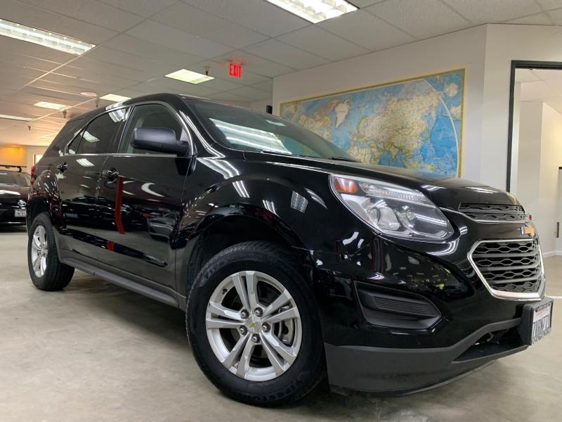 Chevrolet Equinox LS 2017 price $10,900