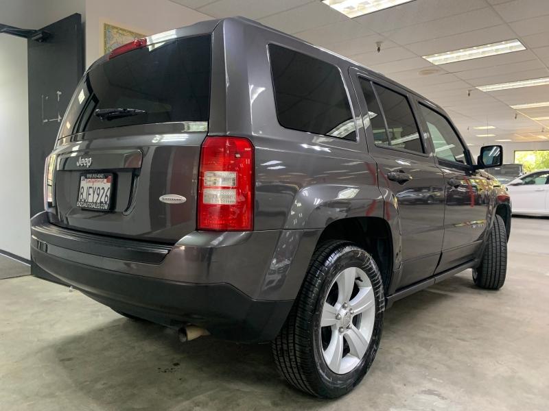 Jeep Patriot Latitude 2017 price $9,500