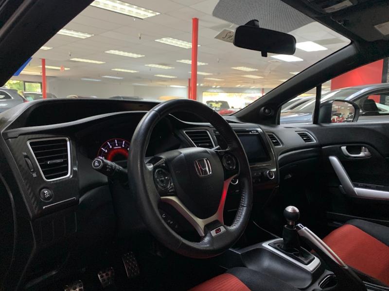 Honda Civic Si 2015 price $16,900