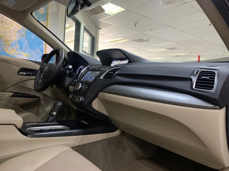Acura RDX w/Tech Package 2017 price $23,800