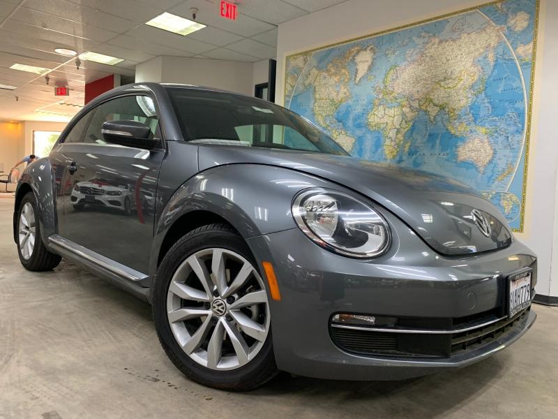 Volkswagen Beetle TDI 2014 price $12,900