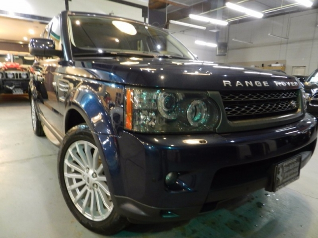 2011 Land Rover Range Rover HSE 4WD