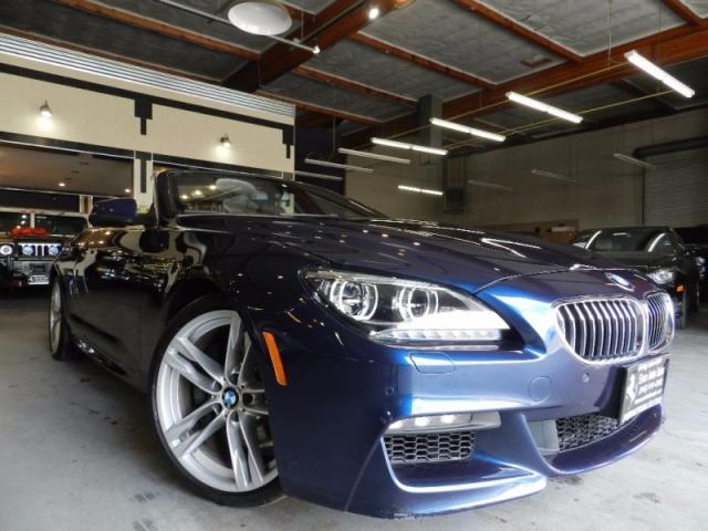 2012 BMW 640i M pkg conv.