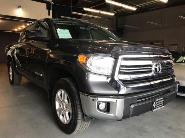 2016 Toyota Tundra CrewMax