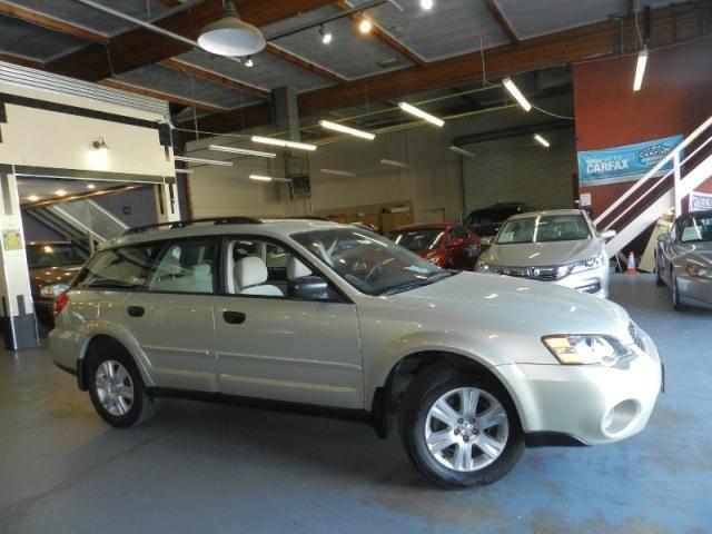 2005 Subaru Legacy Outback