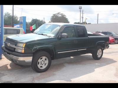 Chevrolet Silverado 1500 Work Truck 2005