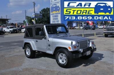 Jeep Wrangler 2005