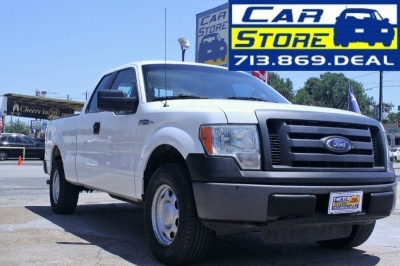 Ford F-150 SuperCab XL 2010