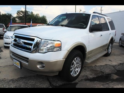 Ford Expedition Eddie Bauer 2010