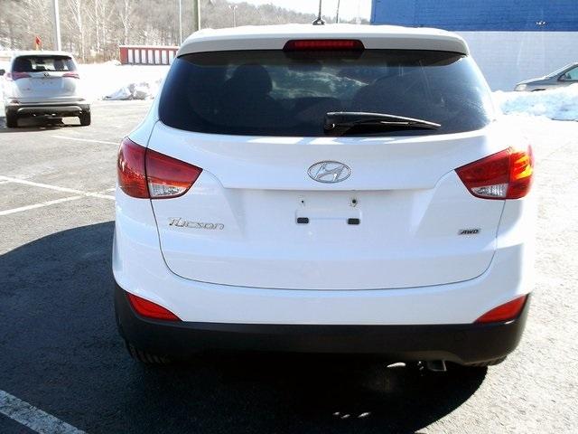 Hyundai Tucson 2015 price $12,831