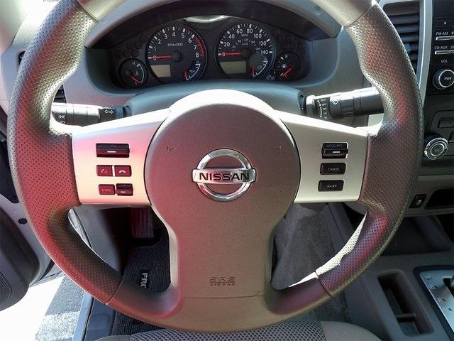 Nissan Frontier 2014 price $18,495