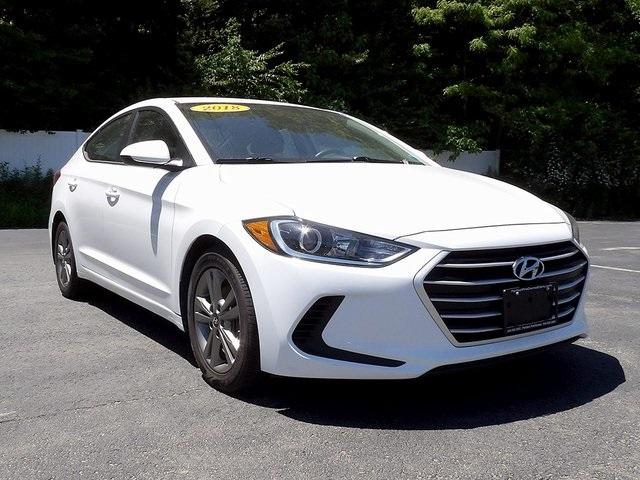 Hyundai Elantra 2018 price $12,995