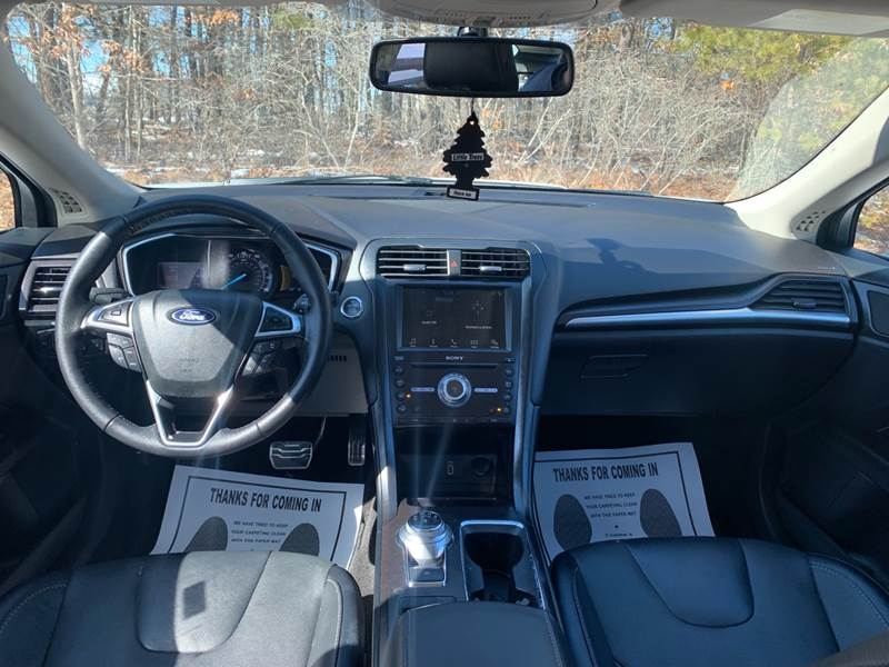 Ford Fusion 2018 price $19,995