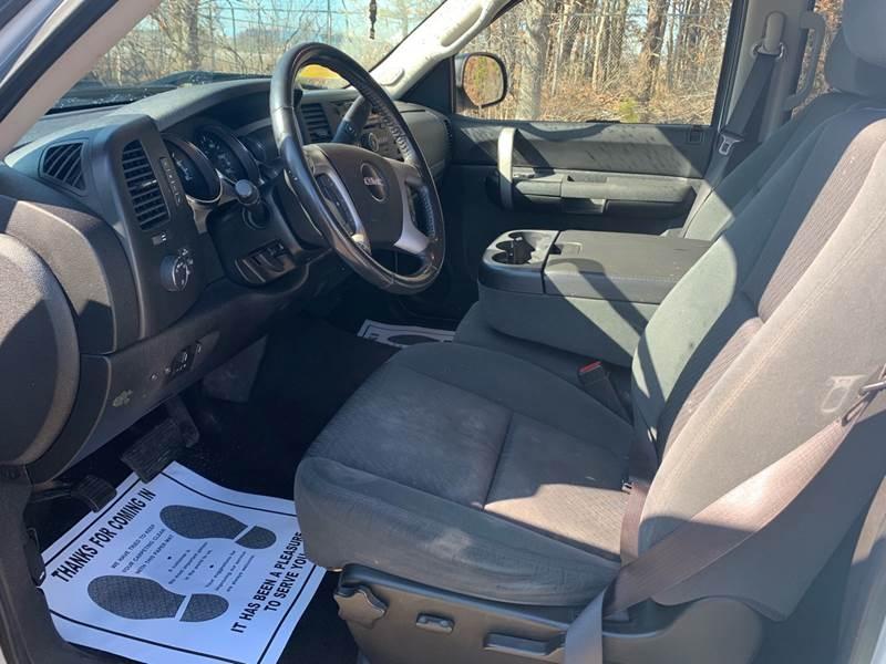 GMC Sierra 2500HD 2009 price $14,995