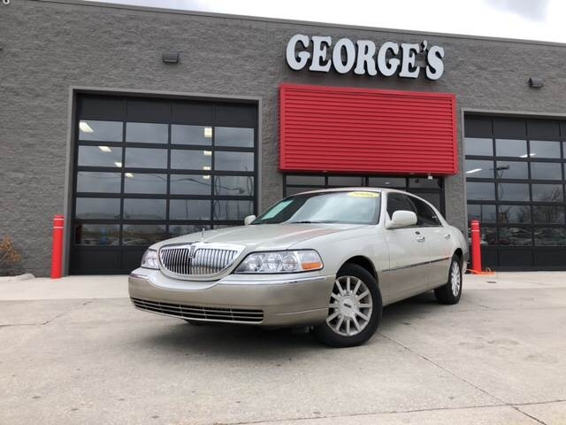 2006 Lincoln Town Car Signature 4dr Sedan Inventory George S