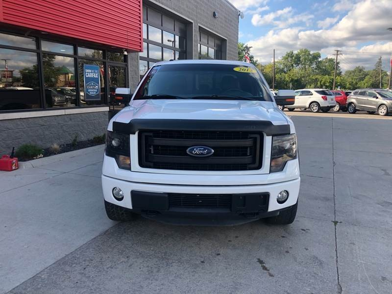 Ford F-150 2013 price $19,950