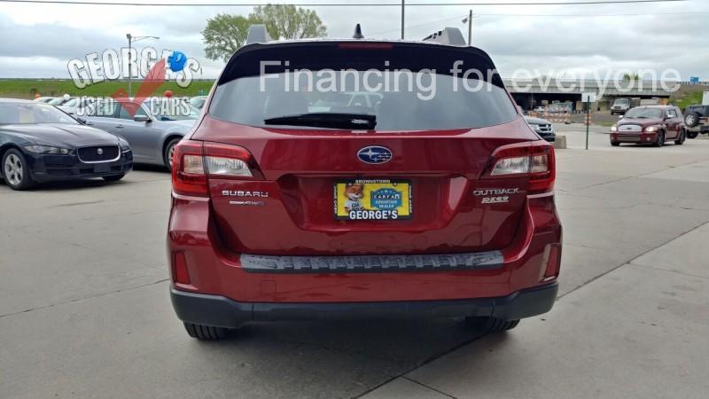 Subaru Outback 2017 price $15,950