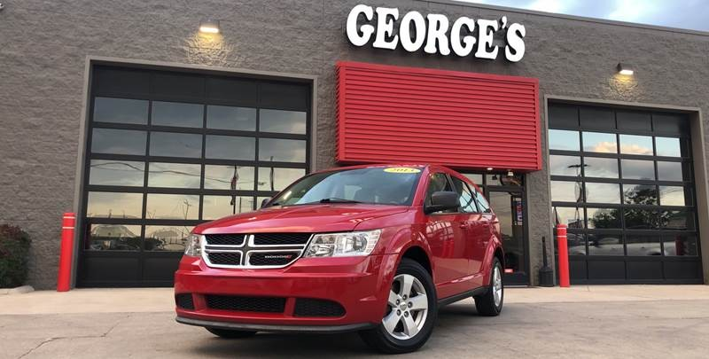 Dodge Journey 2013 price $6,450