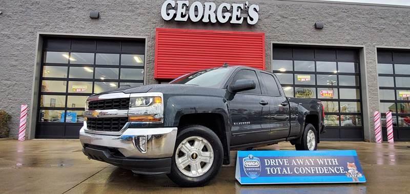 Chevrolet Silverado 1500 2017 price $24,450