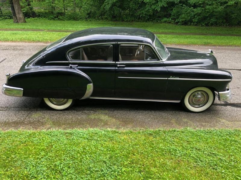CHEVROLET FLEETLINE 1950 price $12,500