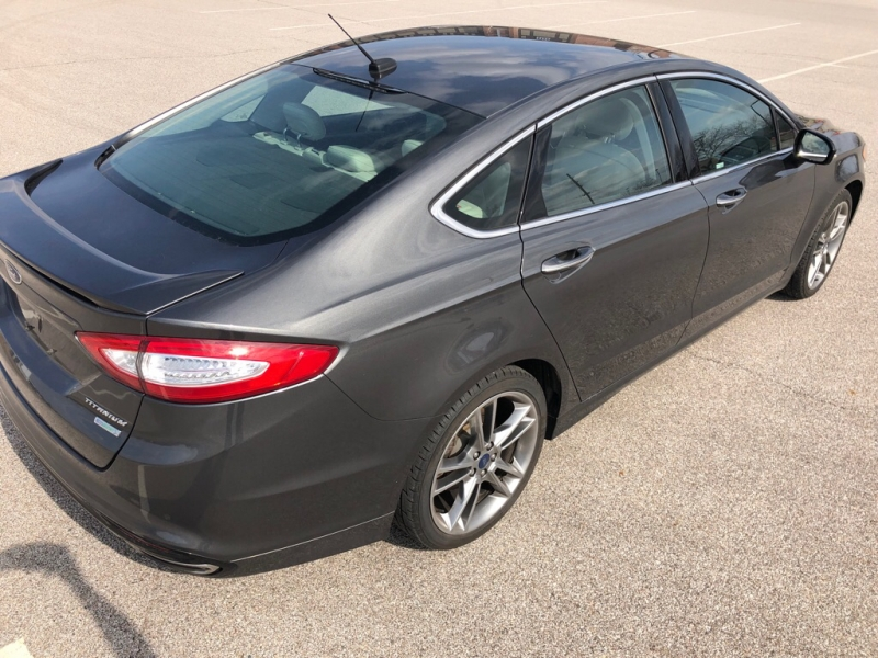 FORD FUSION 2016 price $14,100